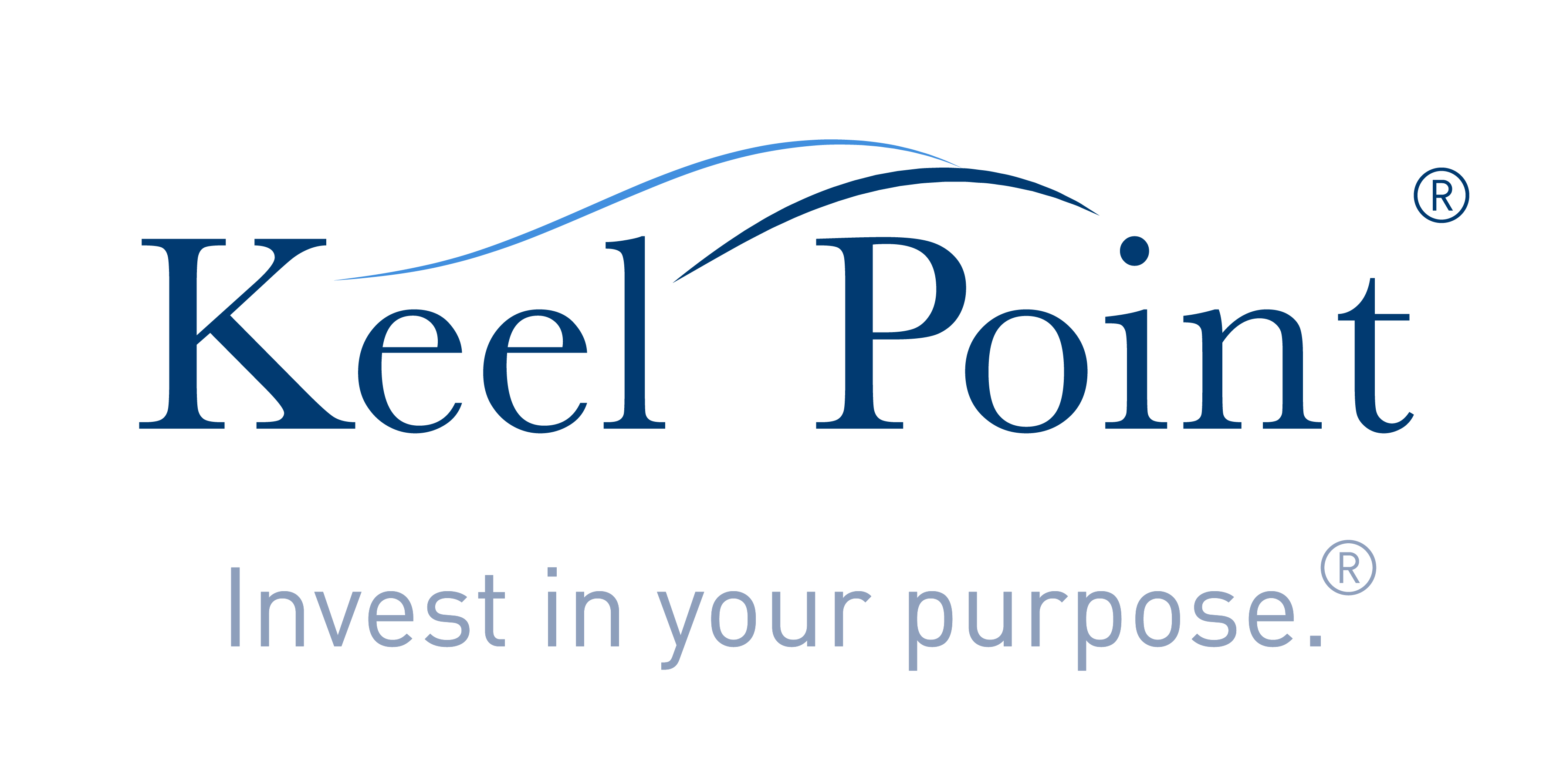 Keel Point Logo with Tagline RGB Large Mark